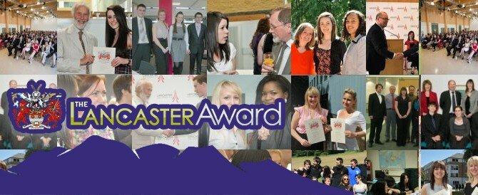 The Lancaster Award 2013/14