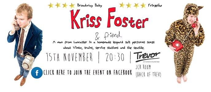 Kriss Foster Banner