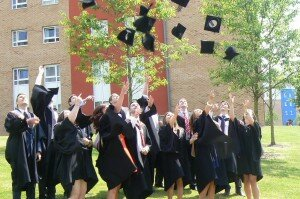 Hats Off to our  Furness Graduands