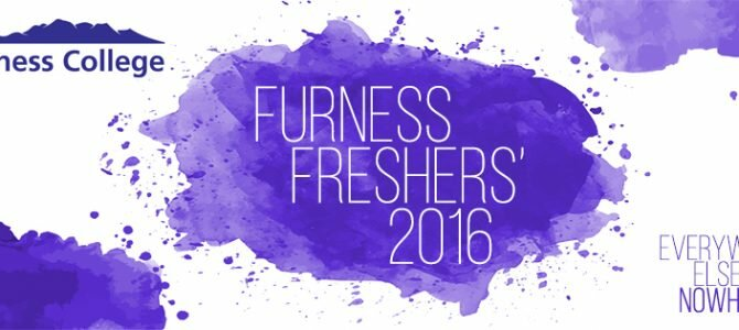 Freshers' Week Timetable 2016